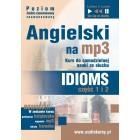 "Angielski na mp3 ""Idioms"" część 1 i 2"