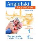 Angielski dla seniorów. Kurs podstawowy 1. Podręcznik + Płyta CD-audio