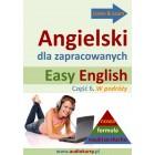 Easy English - Angielski dla zapracowanych część 6. W podroży (Płyta CD-R)