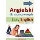 Easy English – Angielski dla zapracowanych Pakiet mp3 części 1 - 6 (Płyta CD-R)