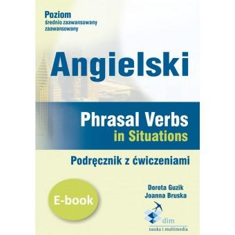 Angielski. Phrasal verbs in Situations. Podręcznik z ćwiczeniami (e-book)