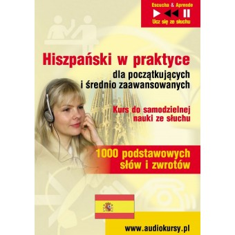 """Hiszpański w praktyce """"1000 podstawowych słów i zwrotów"""""""