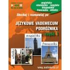 Językowe Vademecum Podróżnika część 1 - Angielski, Francuski, Włoski