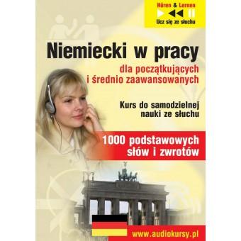 """Niemiecki w pracy """"1000 podstawowych słów i zwrotów"""""""