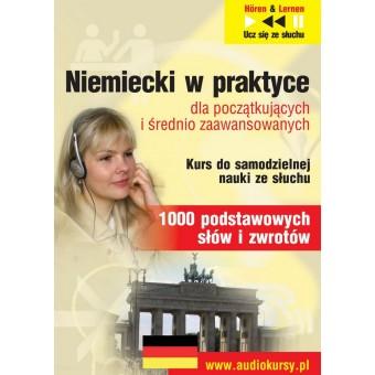 """Niemiecki w praktyce """"1000 podstawowych słów i zwrotów"""""""