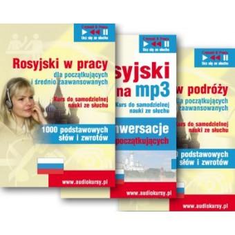 Rosyjski. Pakiet mp3