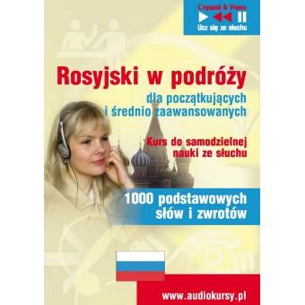 """Rosyjski w podróży """"1000 podstawowych słów i zwrotów"""""""