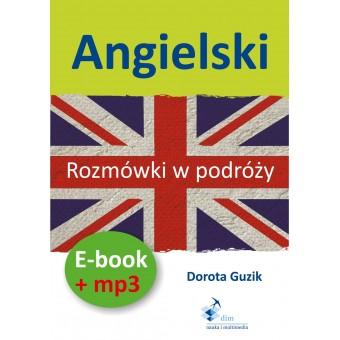 Angielski. Rozmówki w podróży ebook + mp3