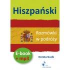 Hiszpański Rozmówki w podróży ebook + mp3