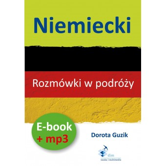 Niemiecki Rozmówki w podróży ebook + mp3