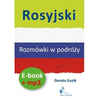 Rosyjski Rozmówki w podróży ebook + mp3